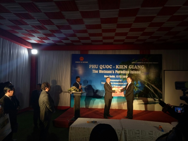​Kien Giang promotes tourism potential in India
