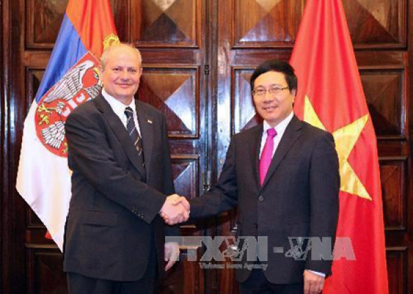 Viet Nam to strengthen friendship and co-operation with Serbia