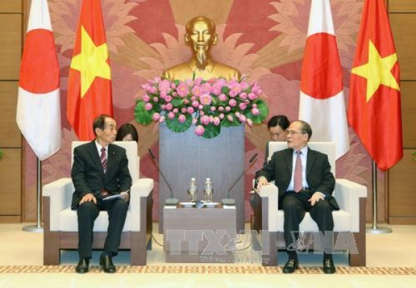 Vietnam, Japan promote extensive strategic partnership relations