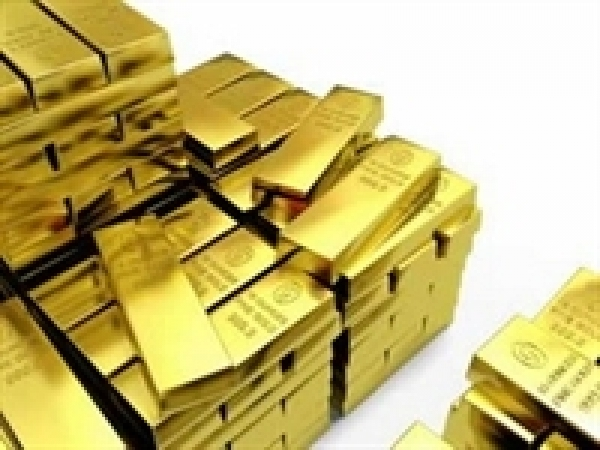 Gold prices rise sharply