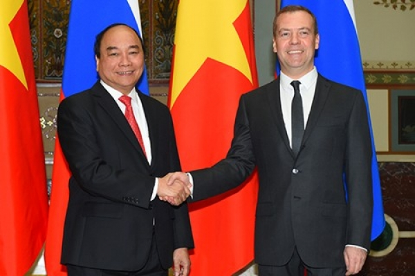 Russia regards Vietnam as a priority partner in Asia-Pacific