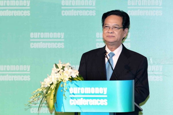 Remarks by H.E. Prime Minister Nguyen Tan Dung at the Vietnam - Euromoney Global Investment Forum
