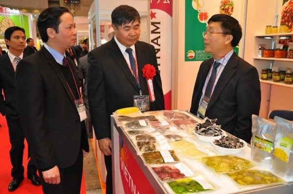 Foodex Japan 2015 opens in Chiba