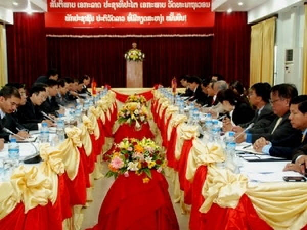 Vietnam, Laos boost technology cooperation
