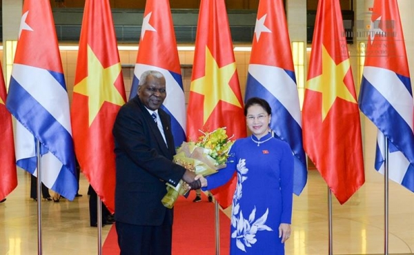 Cuban top legislator wraps Vietnamese tour