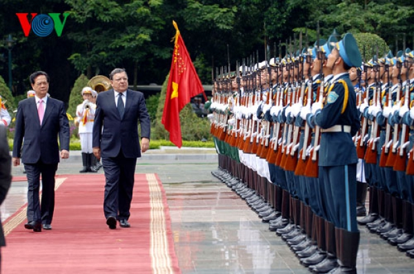 Vietnam, EU push for stronger all-around cooperation