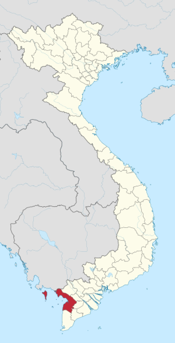 Projects calling for investment in Kien Giang province 2018 - 2020