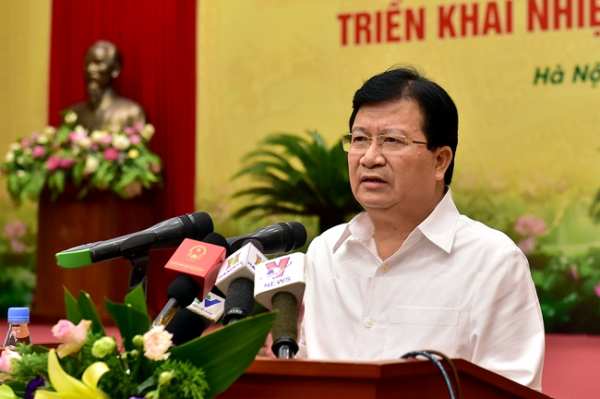 VN no longer exchanges environment for economic interests